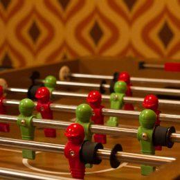 Flur & 70er Jahre Spielzimmer