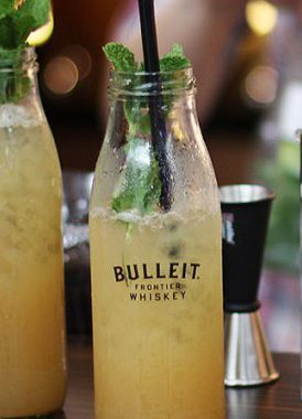 Apple Pie Mint Julep